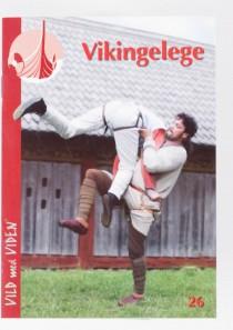 Lille hæfte med Vikingeleg