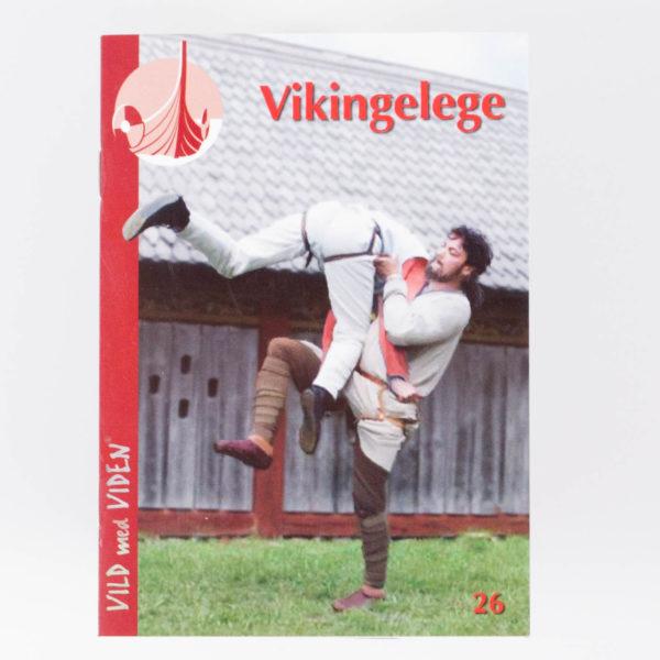 Hæfte med vikingelege